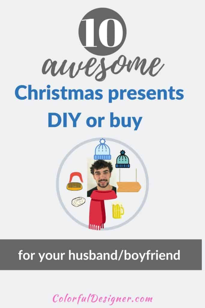 10 best Christmas presents for him DIY or buy