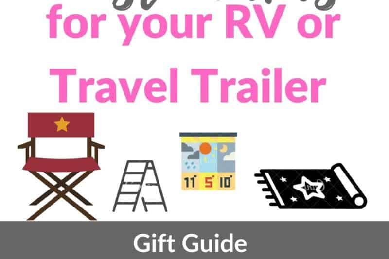 Must-Haves for your RV/TT/Camper