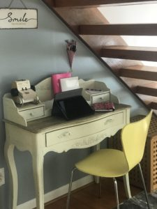 Where to find space for a desk