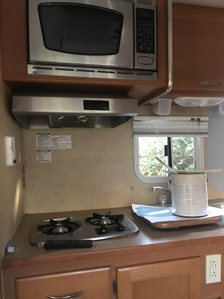 how to remodel a camper easy and cheap