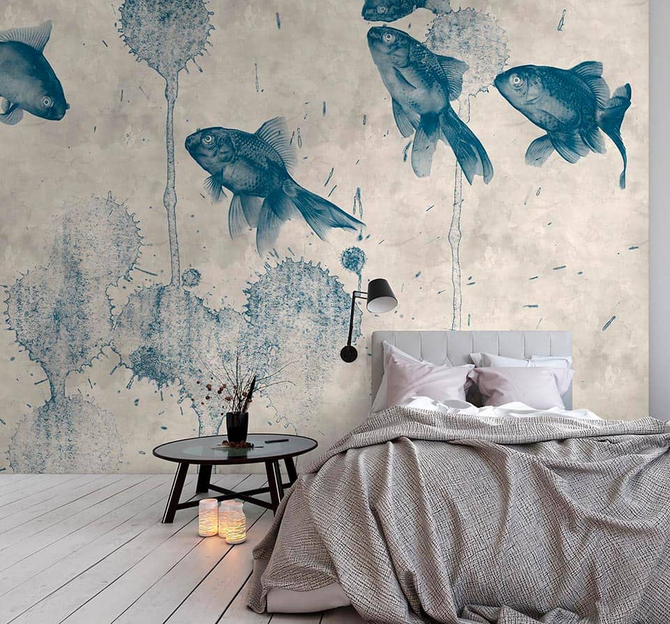 Best tips for glamorous accent walls