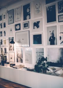 Inspiring ways to style your walls
