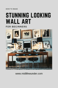 How to make stunning looking wall art