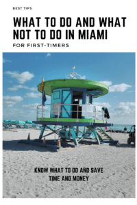 6 best things to do in Miami