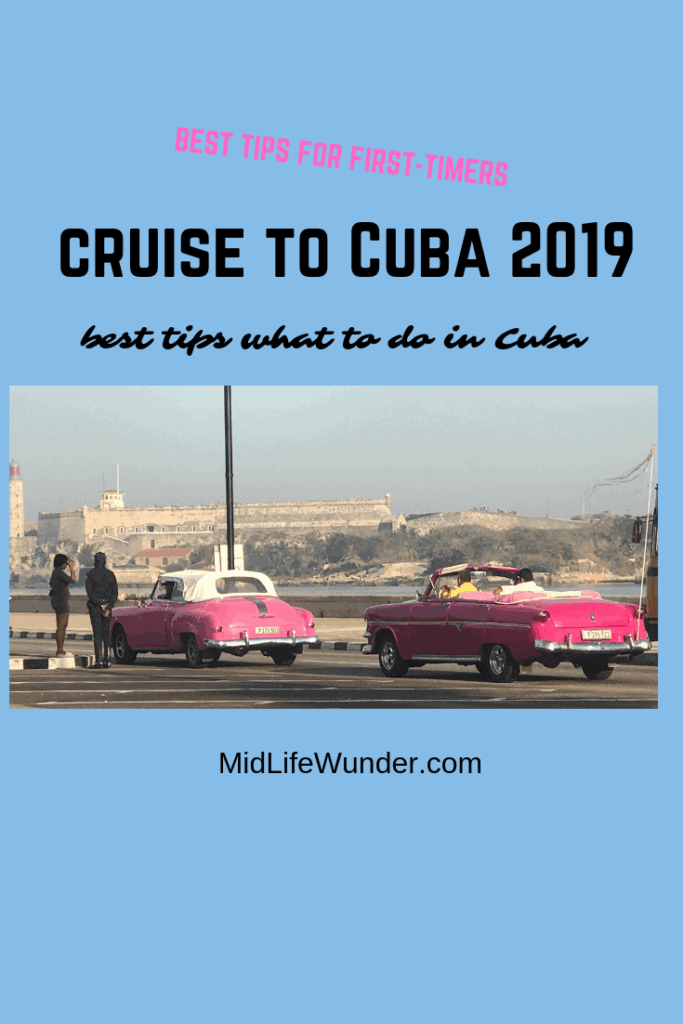 What to do in cuba 2019