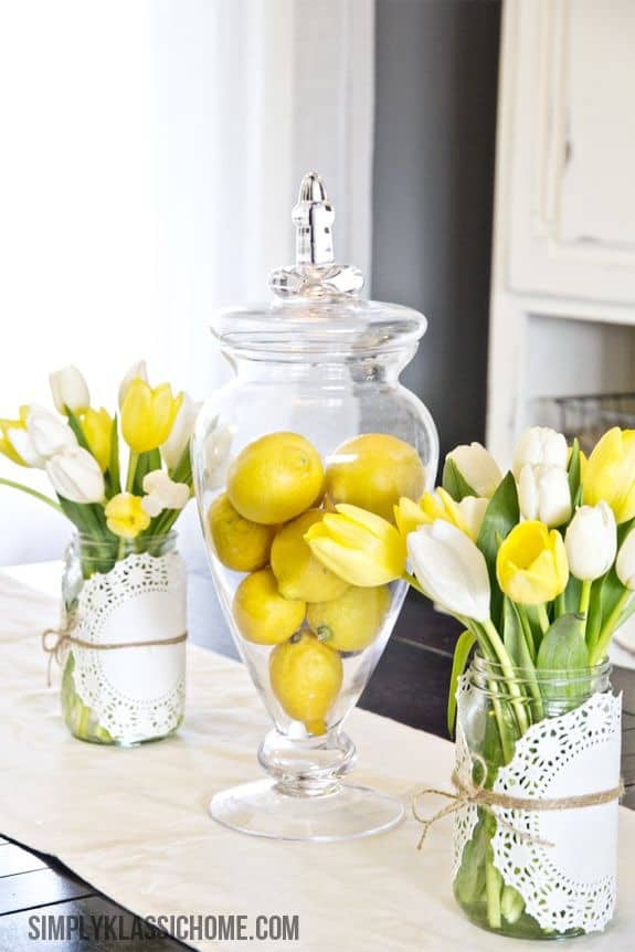 5 necessary items for spring decoration