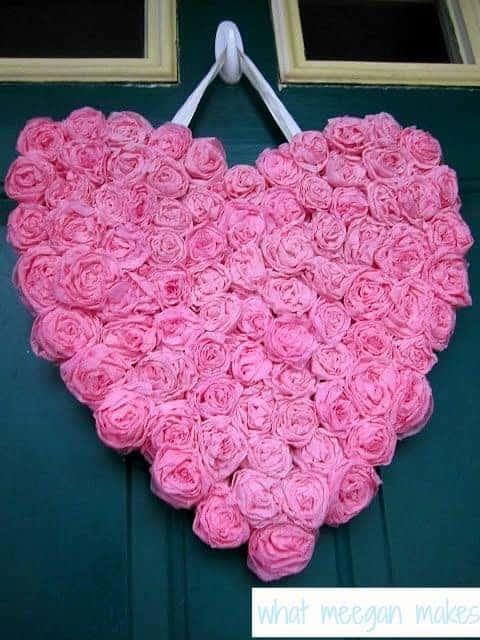 Valentines Day Heart Decoration Ideas