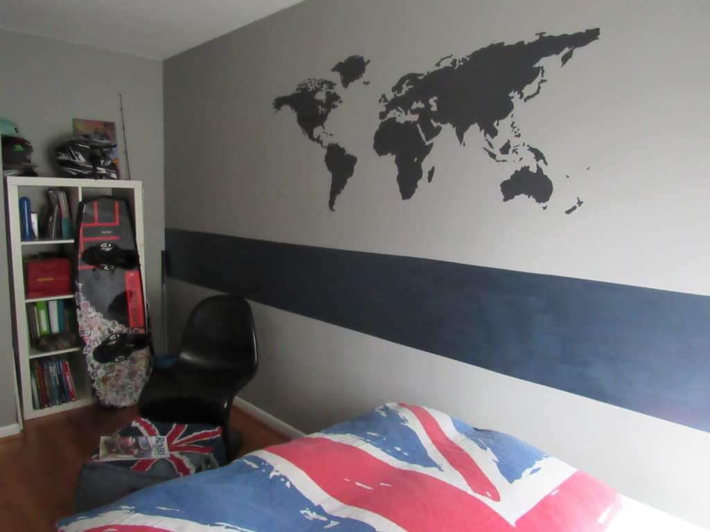 Teen Bedrooms easy remodel