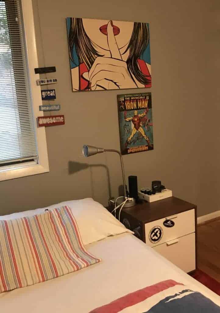 Teen Bedrooms Decorating Ideas