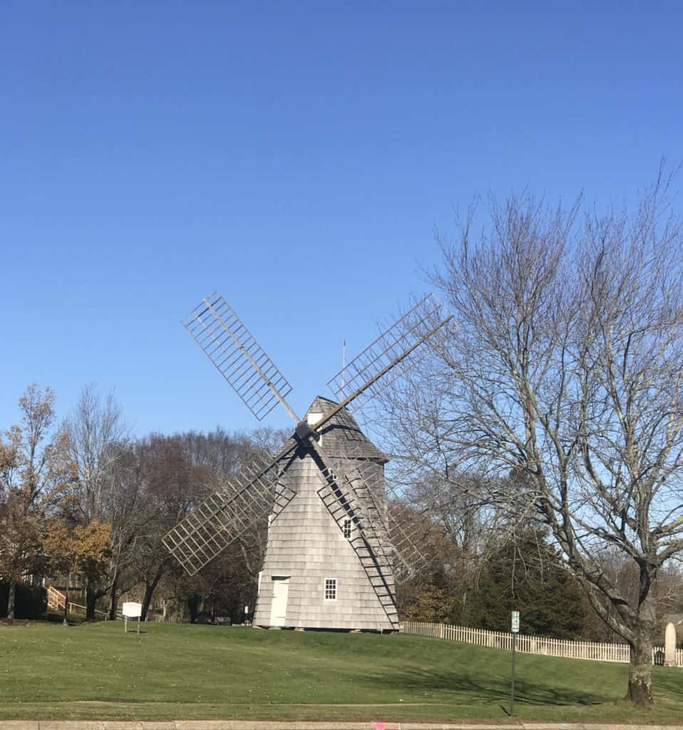 Visiting the South Hampton on LOng Island