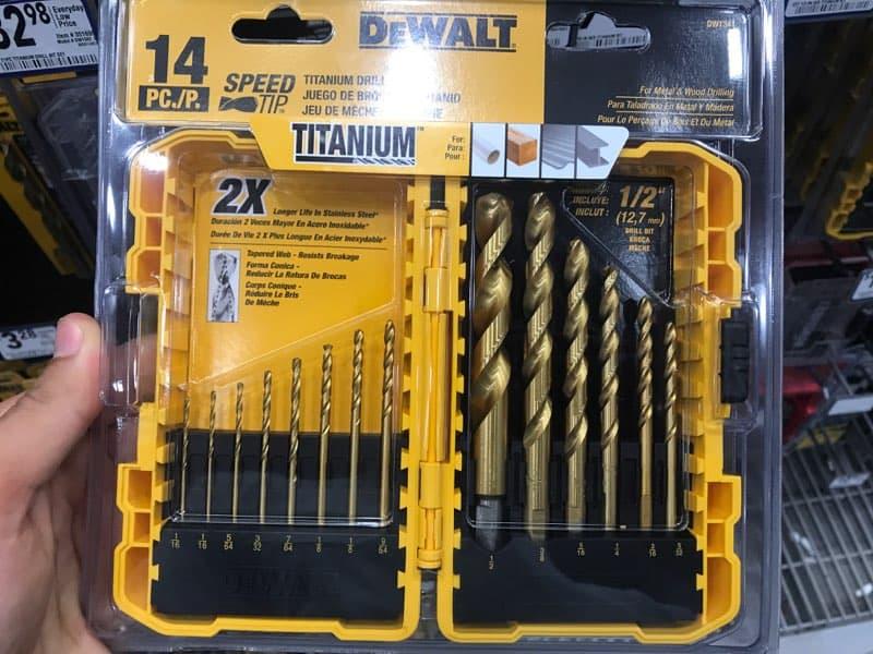 Titanium Drills