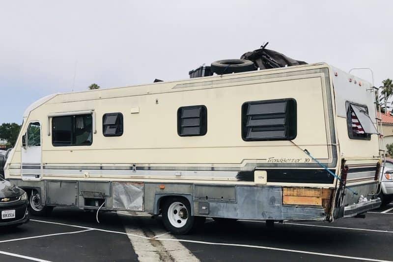 Camper needs an update