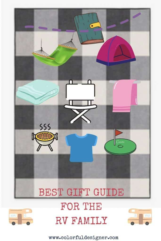 Gifts guide for the RV family