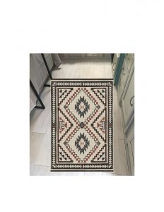 washable rug for the bathroom remodel