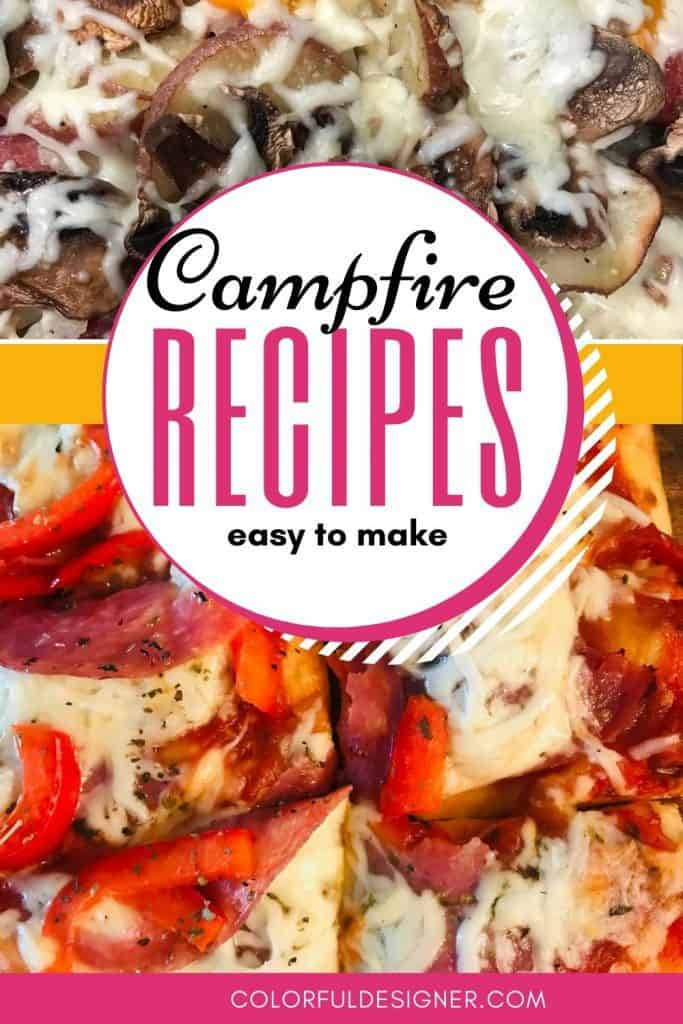 Some of the best campfire recipes which are easy and fast to make and everybody likes to eat.