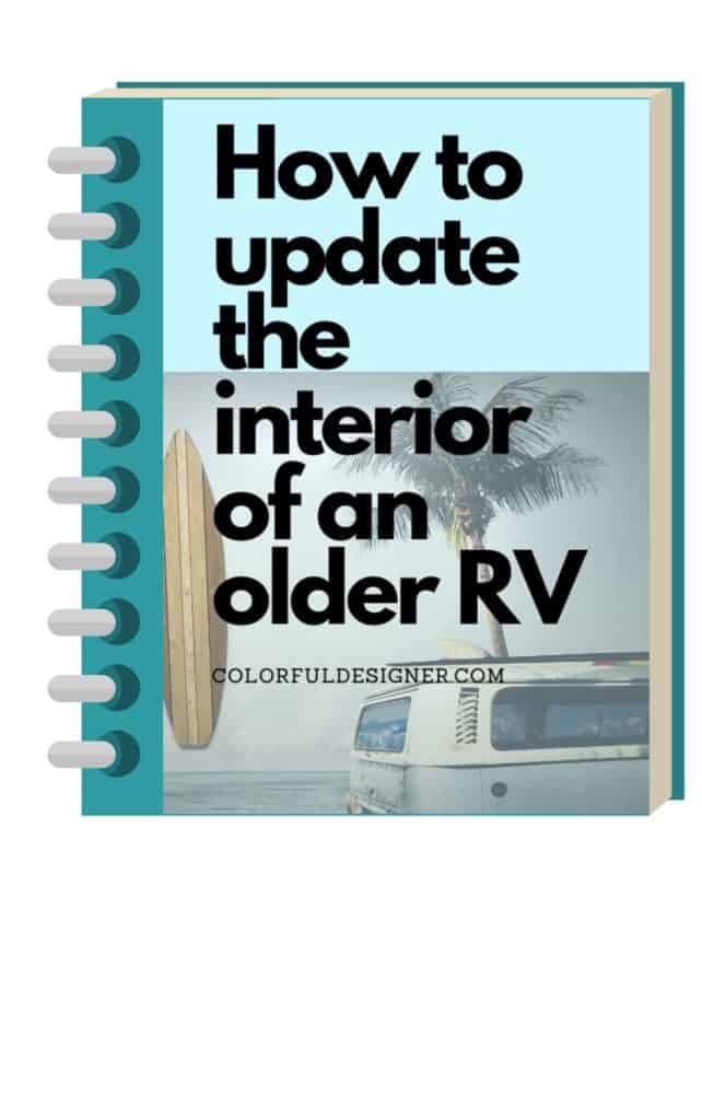 How to update the interior of an older RV, step by step guide to get it going.