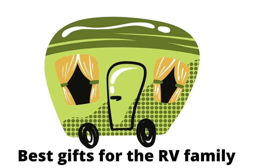 Best gift guide for the RV family, perfect for Christmas, birthdays or other occasion.