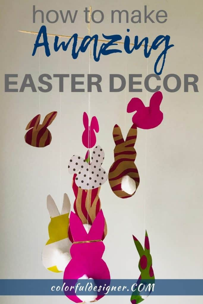 Easy DIY Easter Decoration