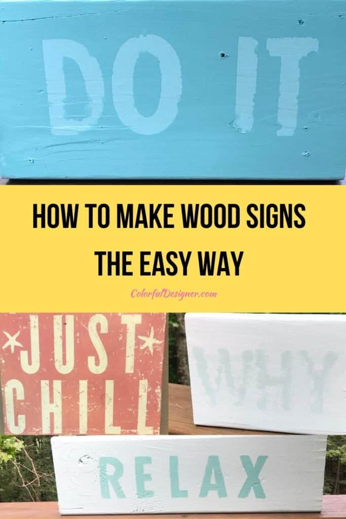 wood signs, how to make wood signs easy, fun project making wood signs for everybody, easy to make wood signs