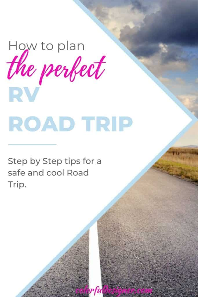How to plan the perfect RV Road Trip