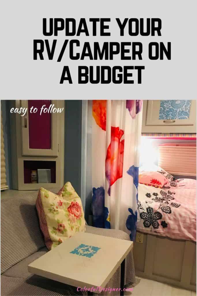 remodel a camper