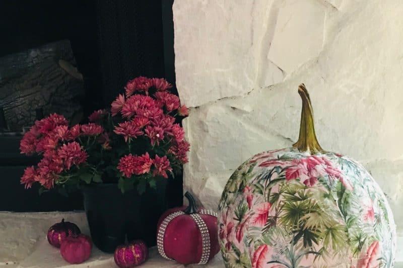 10 stunning pumpkin decorating ideas