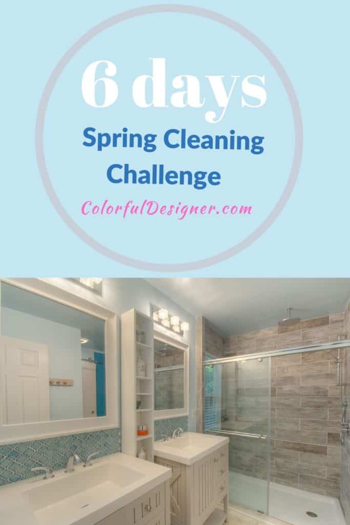 Clean your house for spring
