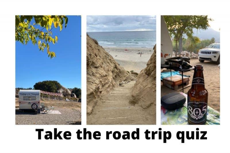 Take the road trip quiz