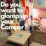 Update your camper with light and bright colors