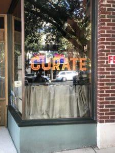 Curate Tapas Restaurant Asheville