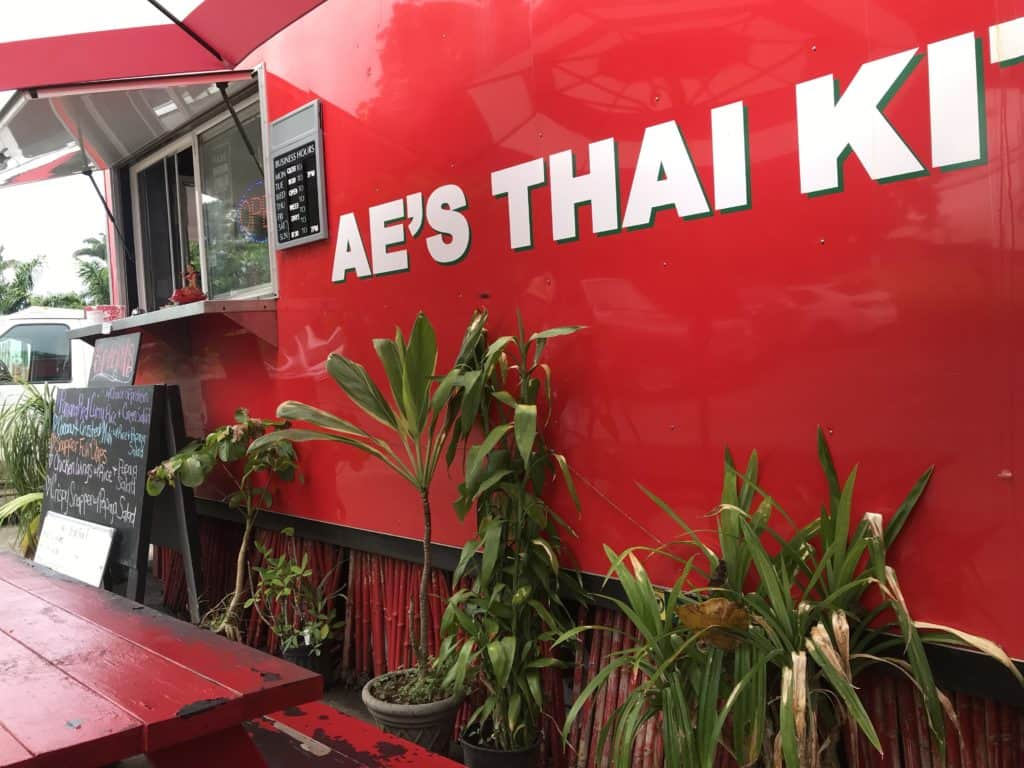 Thai Kitchen Food Truck