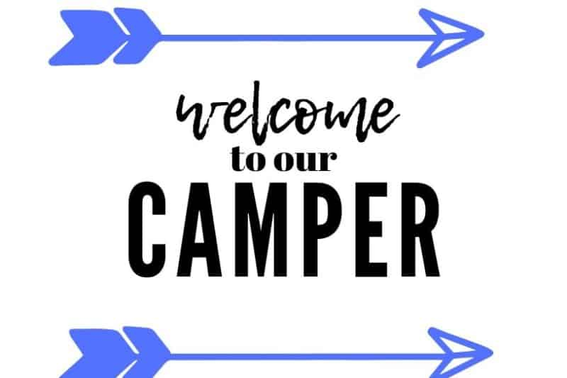 Welcome Camper
