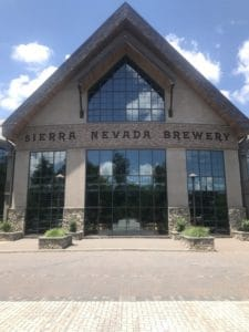 Sierra Nevada Brewery in Asheville, NC