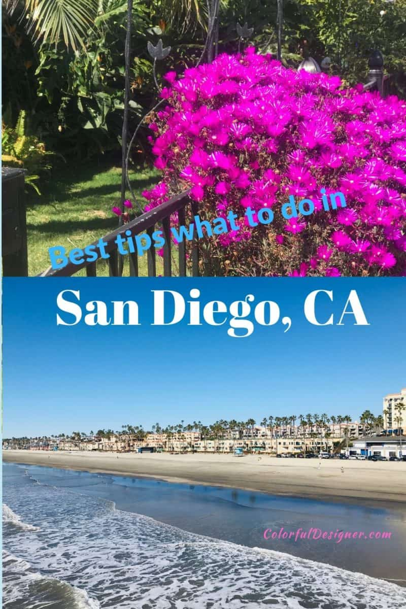 What to do in San Diego, CA
