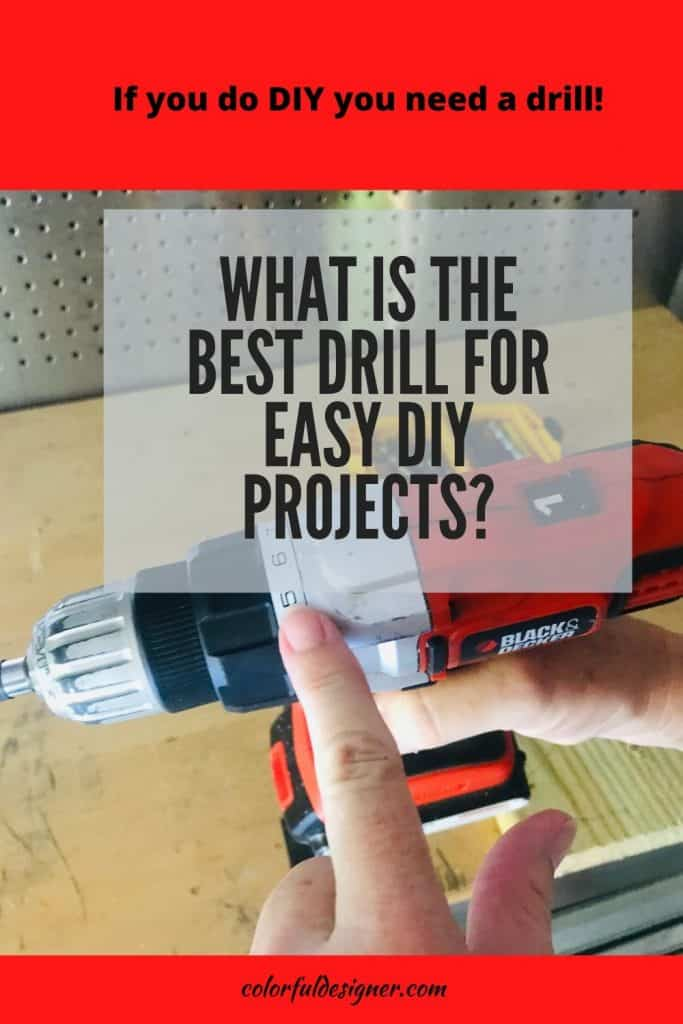 drill explained if you have never used one. what is the best drill to get?