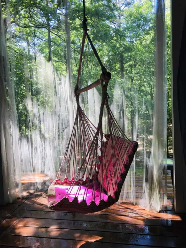 Add a hanging chair for a cool and happy vibe, how to sell your house fast. The 5 most valuable home improvements you should make.