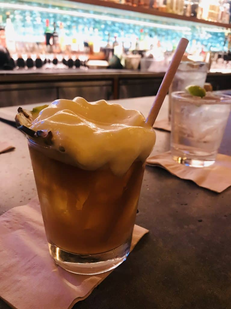 Mai Tai from Monkeypod Kitchen Maui