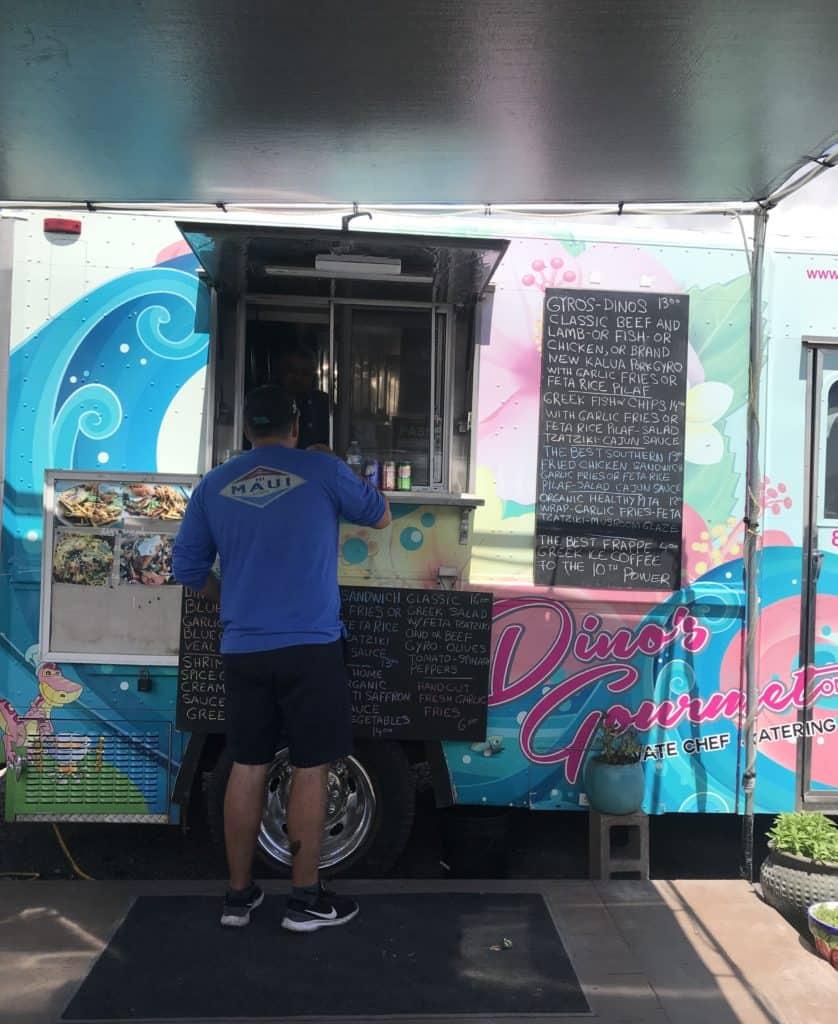 Dinos Food Truck