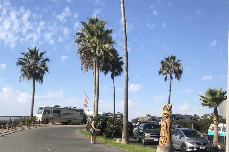 RVing in California