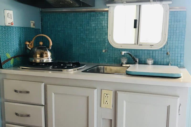 kitchen updated