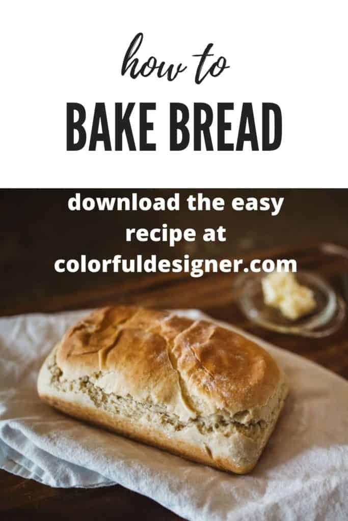 bake fresh bread