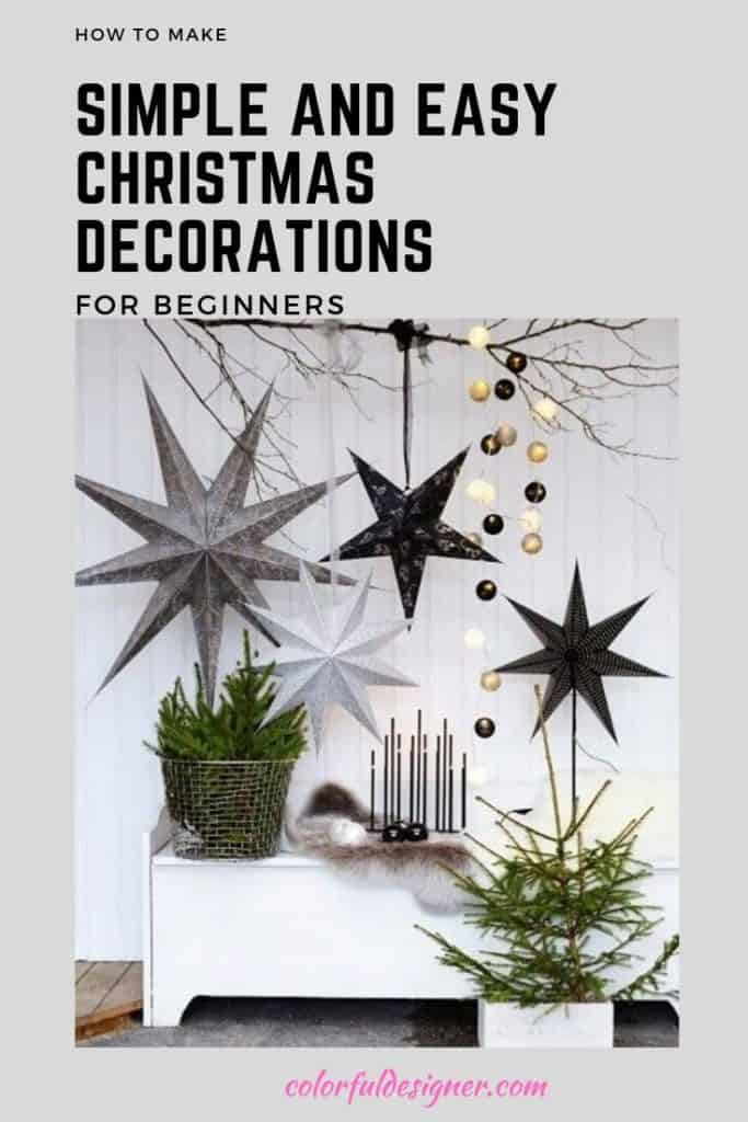 Stunning Christmas Decorations DIY