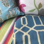 outdoor fabric cushions