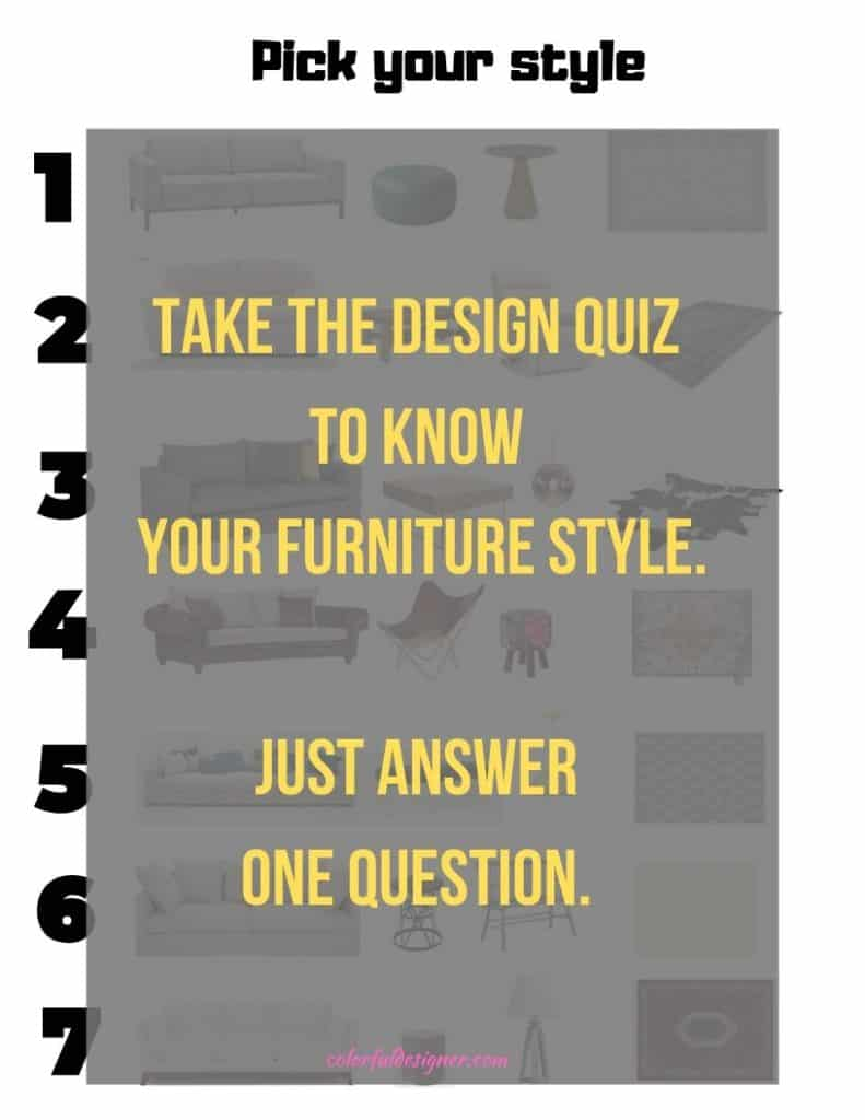 Take the design quiz